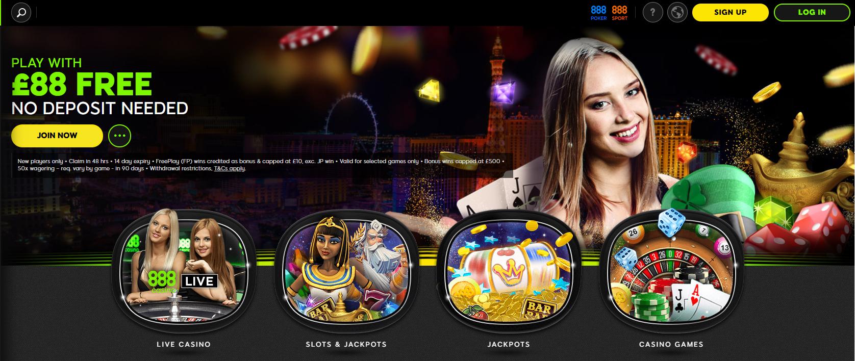 888Casino-homepage