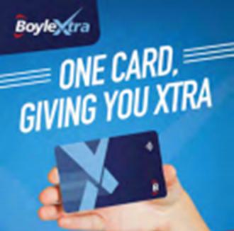 BoyleSports - BoyleExtra Card