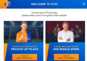 STSBet Offers