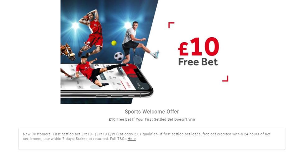GentingBet - £10 Free Bet