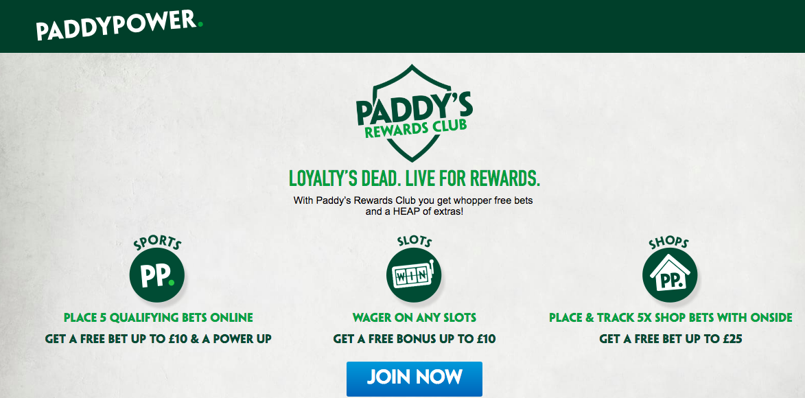 paddy-power-reward-club