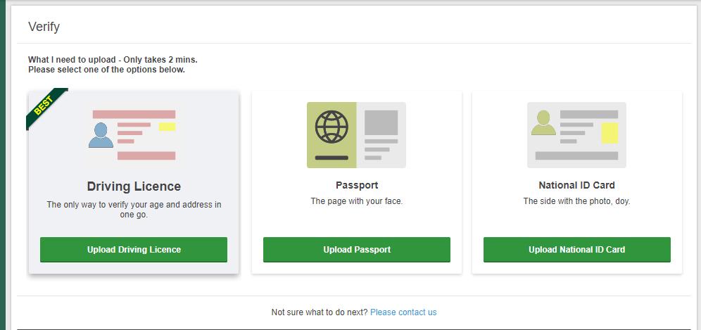 paddy-power-verification-page